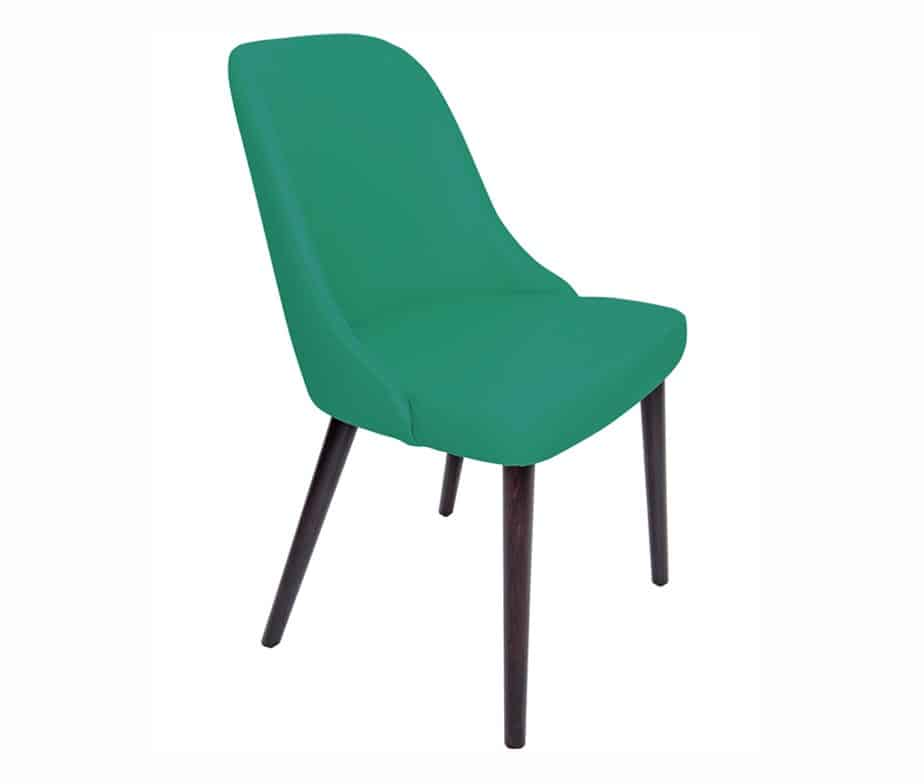 Madison Commercial Restaurant Chairs Teal
