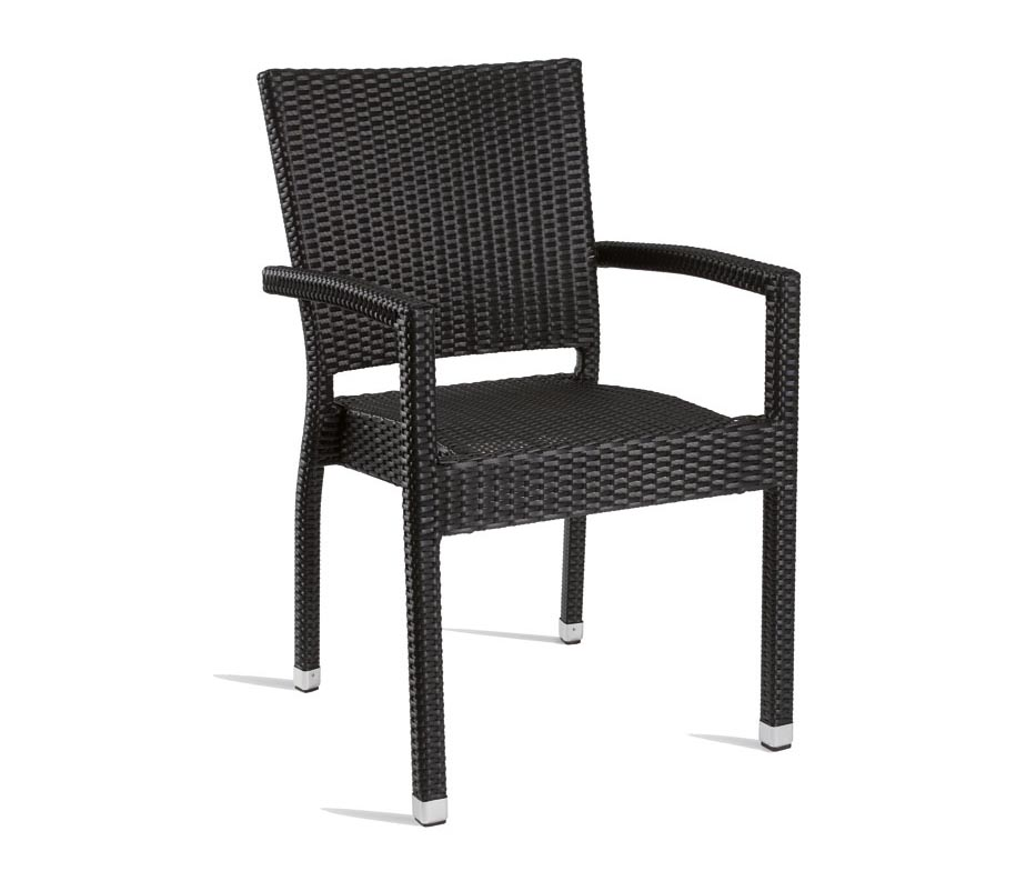 Mano Stacking Outdoor Armchair By Warner Contract Furniture