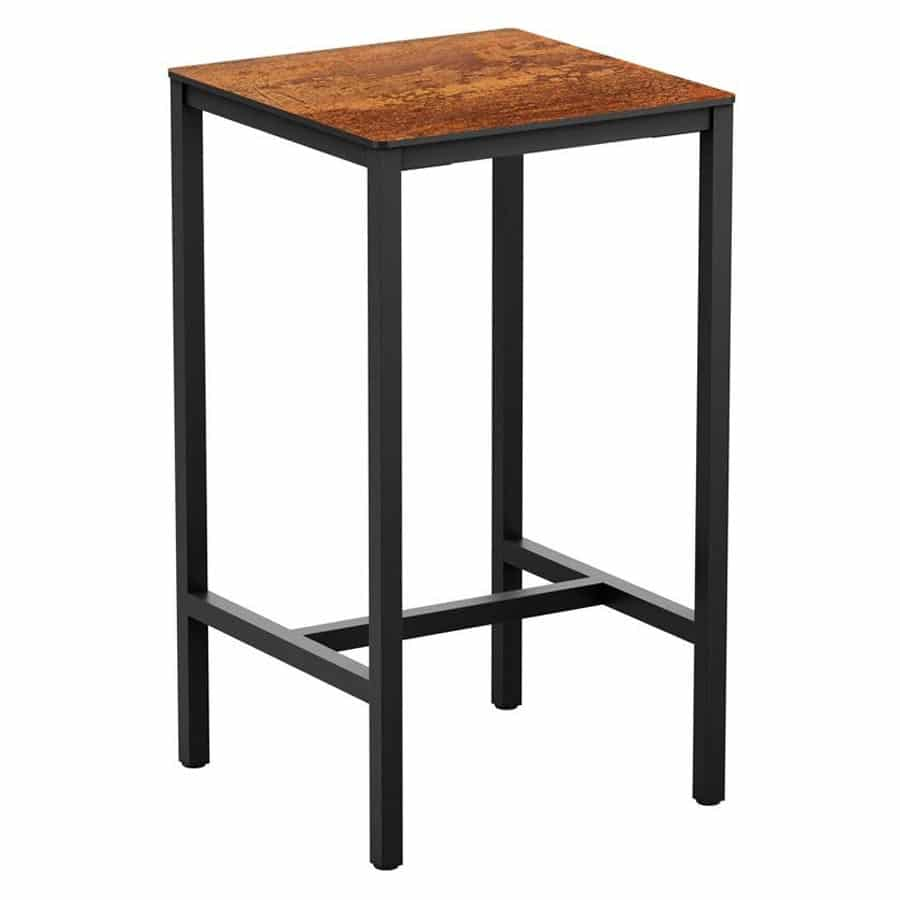 Marden Square Outdoor Poseur Table