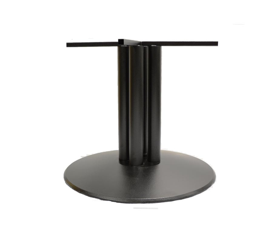 Massimo Extra Large Black Dining Table Base