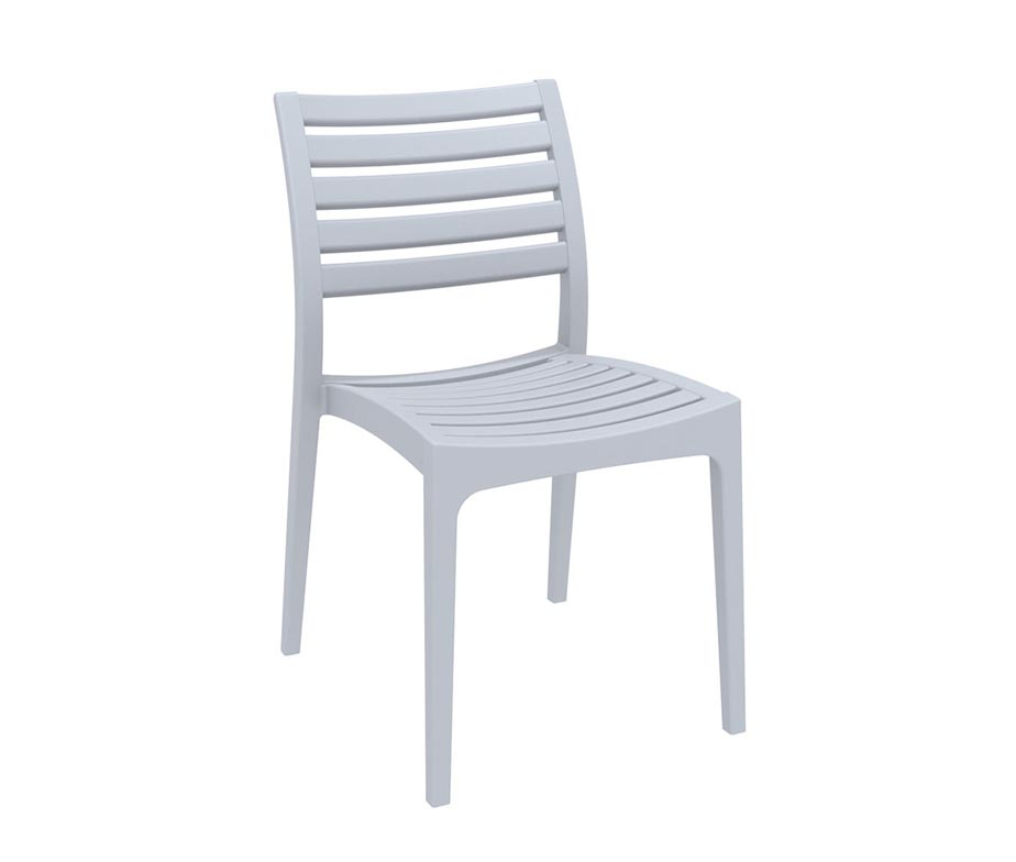 Melborne Brown Plastic Chairs · Melborne Black Plastic Chairs · Melborne  Outdoor Stacking Chairs Grey