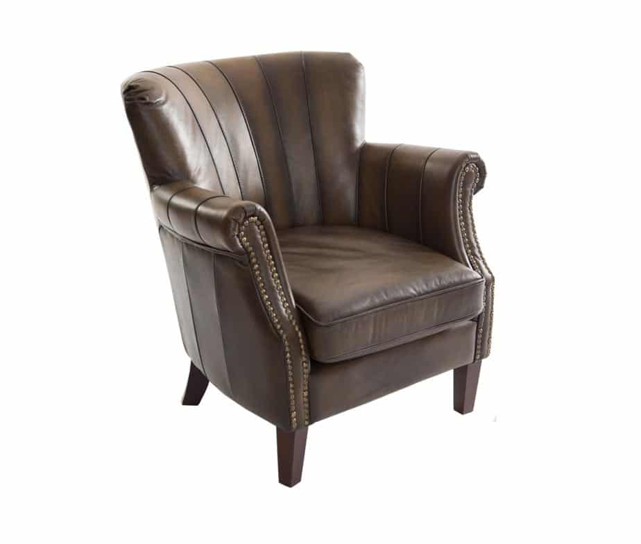 Memphis Traditional Leather Armchairs - Designed for Use ...