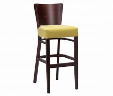 Oregon Veneer Back Bar Stools