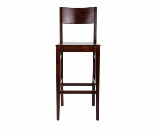 Orion Bar Stool Walnut