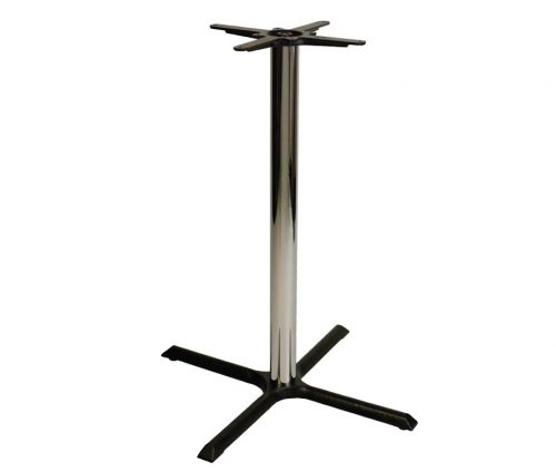 Orlando Chrome Large Poseur Tables