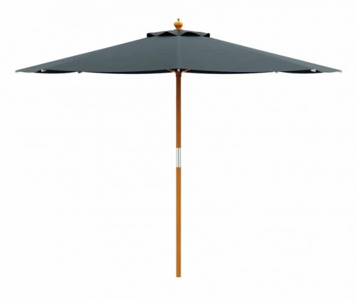 Parasol Umbrella Grey