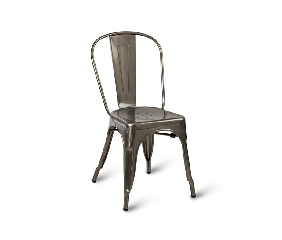 Paris Industrial Cafe Chairs Contract Quality Seating