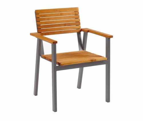 Pier Outdoor Stacking Armchairs