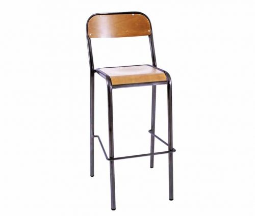 Pipe Vintage Bar Stool