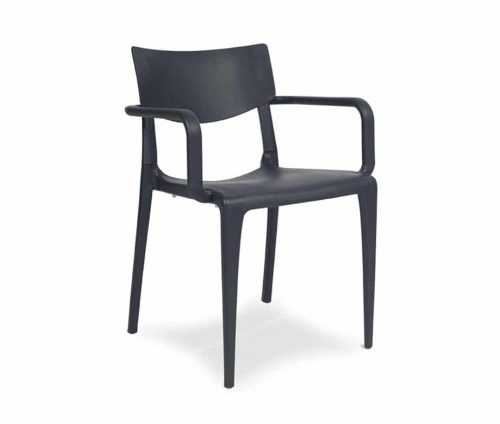 Porto Outdoor Armchair Grey