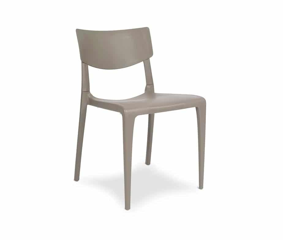 Porto Outdoor Chairs Taupe