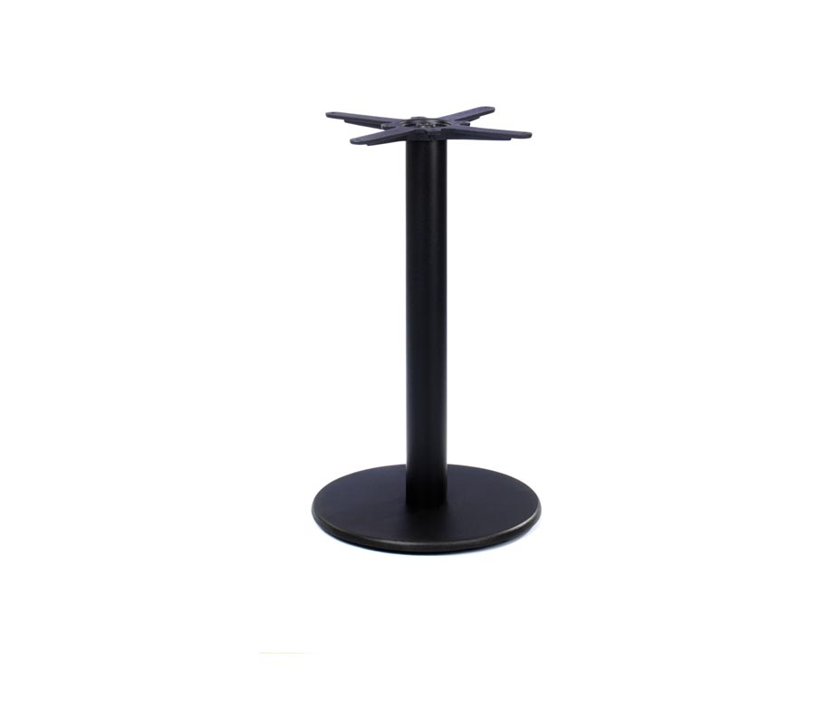 Profile Round Dining Table Bases From Warner Contract