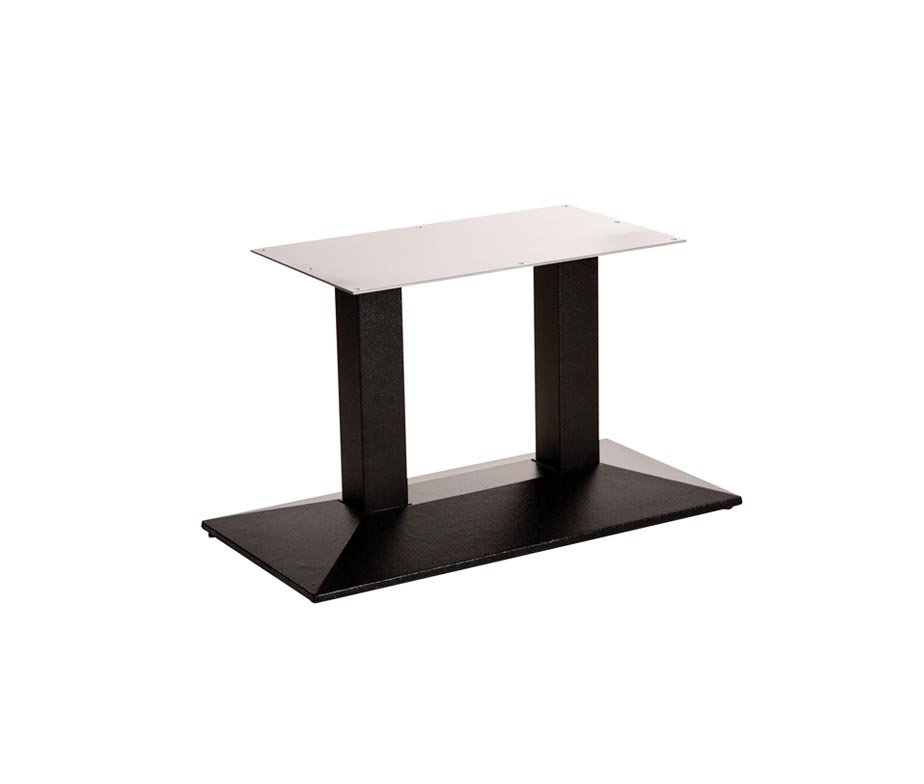 Quattro Twin Pedestal Coffee Tables Commercial Furniture By Warner Contracts