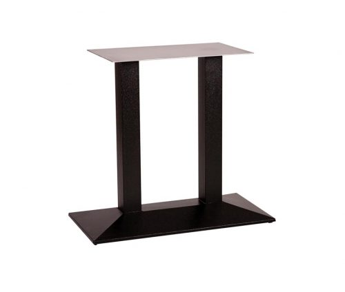 Quattro Twin Pedestal Dining Table