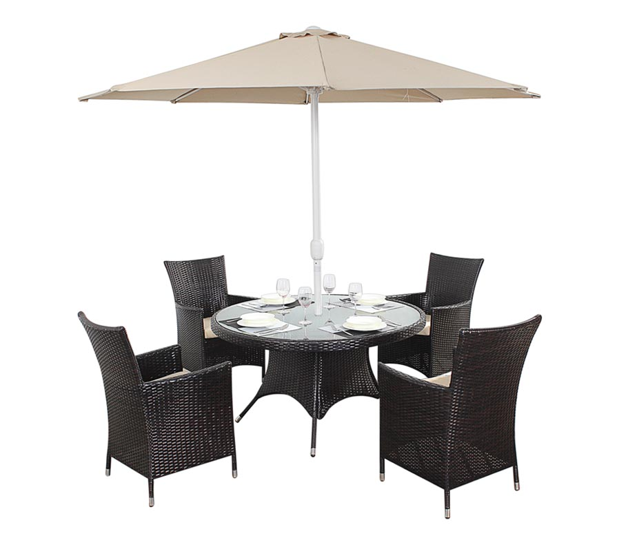 seater outdoor rattan dining sets pictures to pin on pinterest