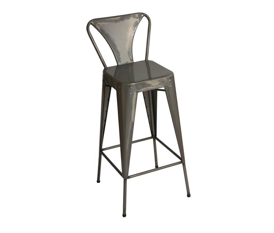 Relish Industrial Style Bar Stool Suitable For Indoor And