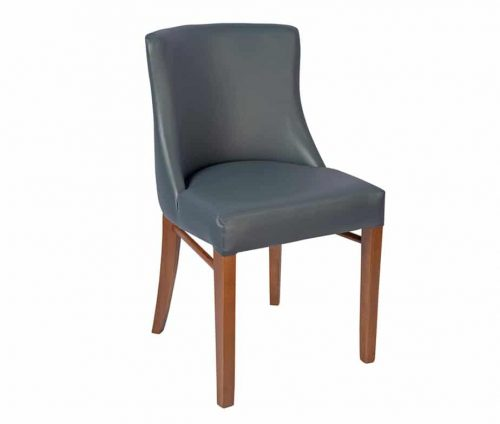 Repton Restaurant Chairs Grey