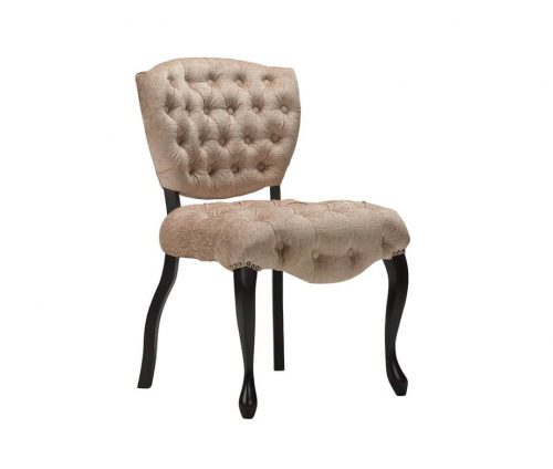 Roccoco Buttoned Dining Chairs