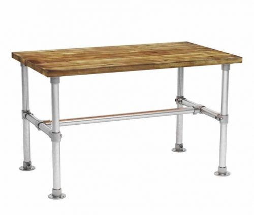 Scaffolding Rectangular Dining Table