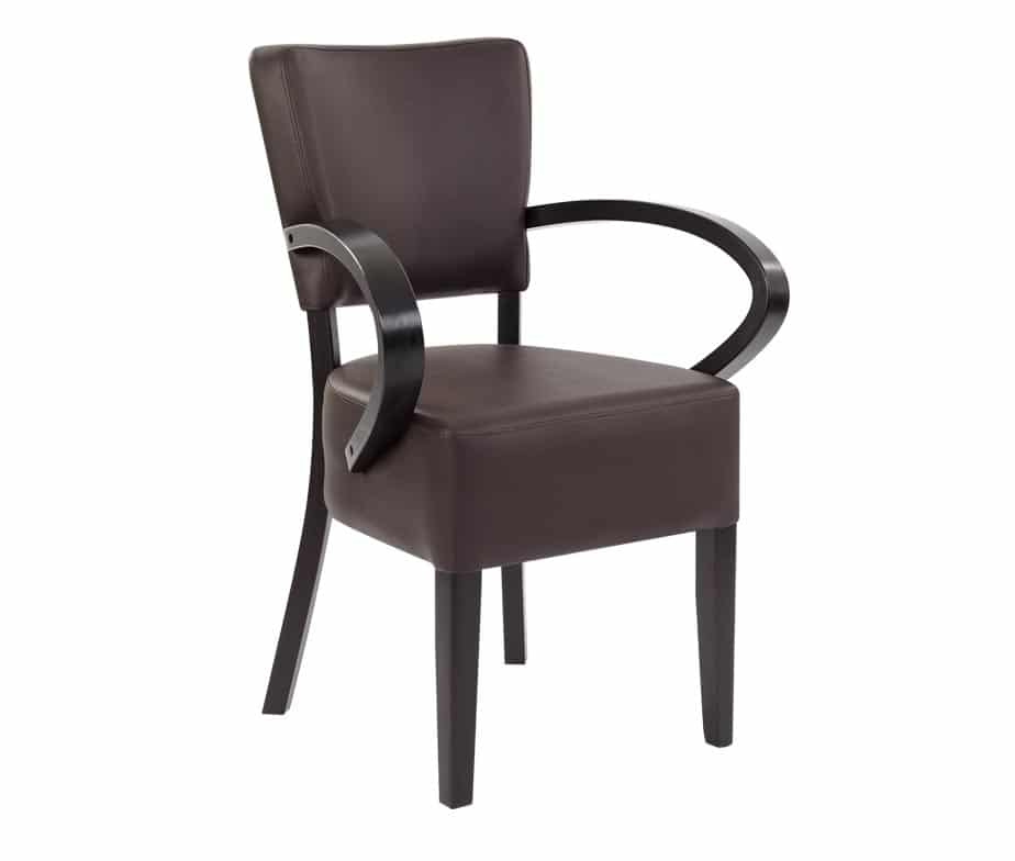 Sena Armchairs Brown