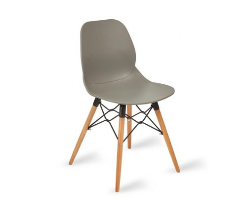 Shoreditch Chair Frame K Grey