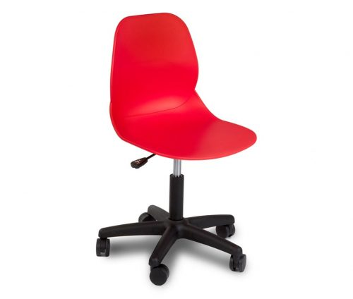 Shoreditch Swivel Chair Red