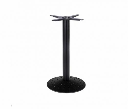 Solitaire Small Round Dining Table Base