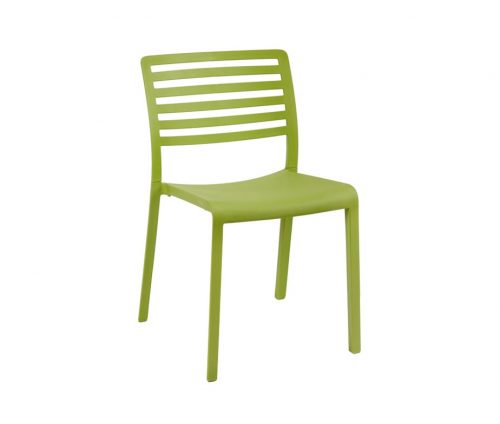 Sophie Outdoor Cafe Chairs Green
