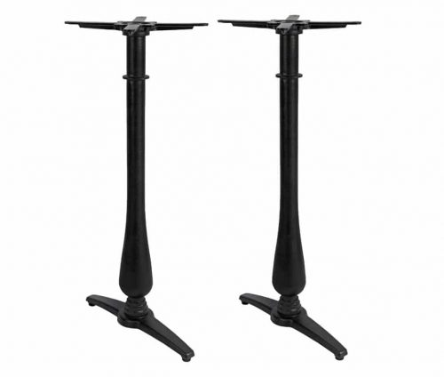 Southwold Twin Ped Poseur Table Base