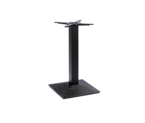 Step Square Table Base