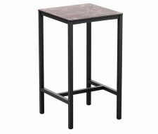 Stretford Small Square Poseur Table