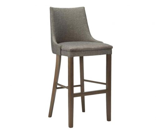 Tanaro Bar Stool - Fully Upholstered