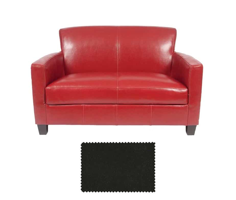 2 seater tiffany leather sofas by warner contract furniture for 2 seater sofa