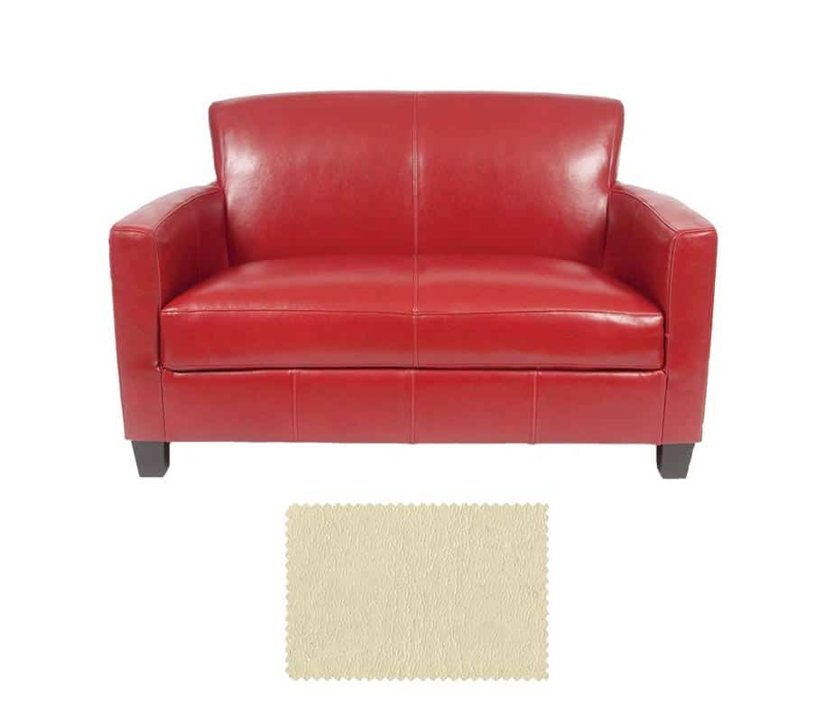 Tiffany 2 Seater Leather Sofa