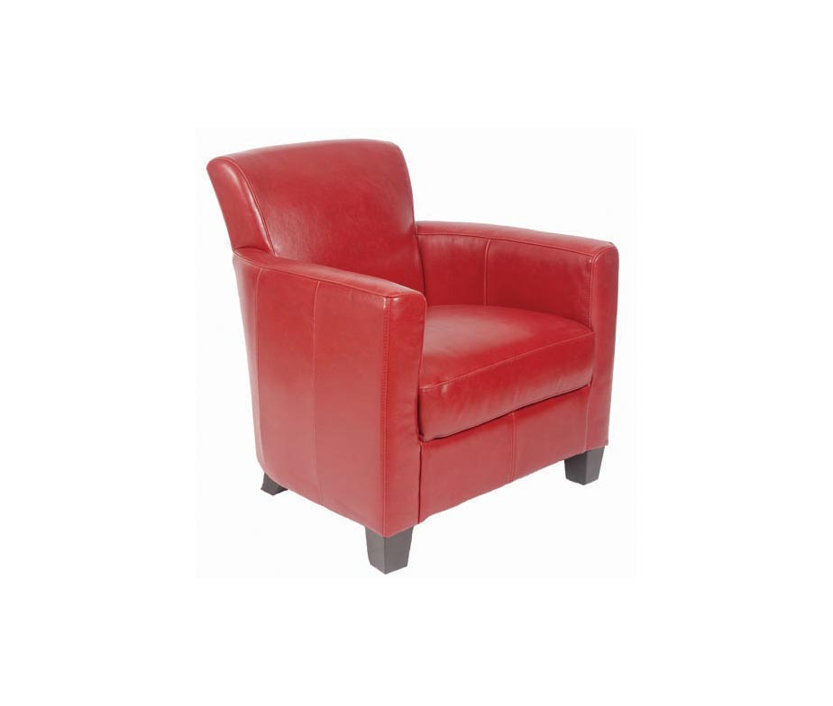 Tiffany Leather Armchair
