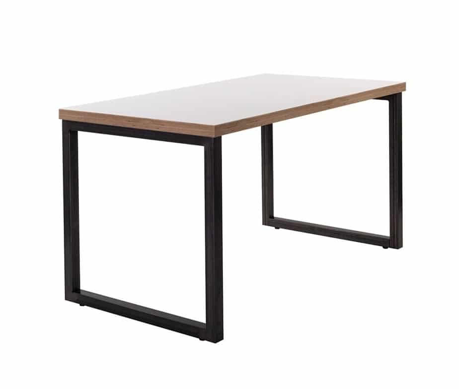 Tokyo Dining Tables Steel Frame White Top