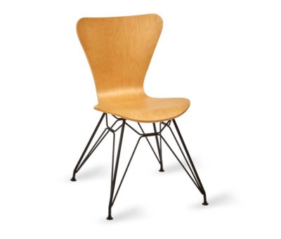 Torino Eiffel Chair Natural