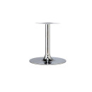 Trumpet Large Lounge Table Chrome