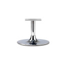Trumpet Medium Chrome Coffee Tables