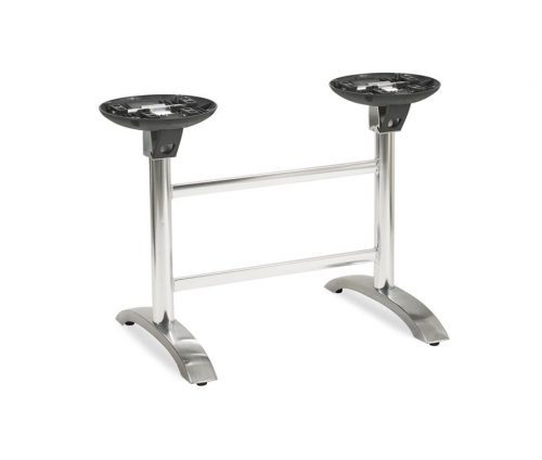 Twin Ped Flip Top Dining Table Bases