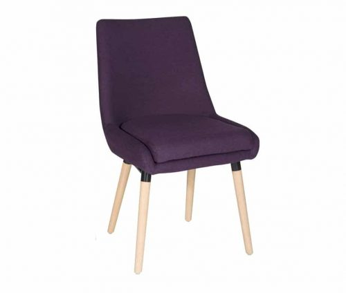 Valencia Dining Chairs Purple