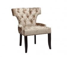 Vasto Button Back Dining Chairs