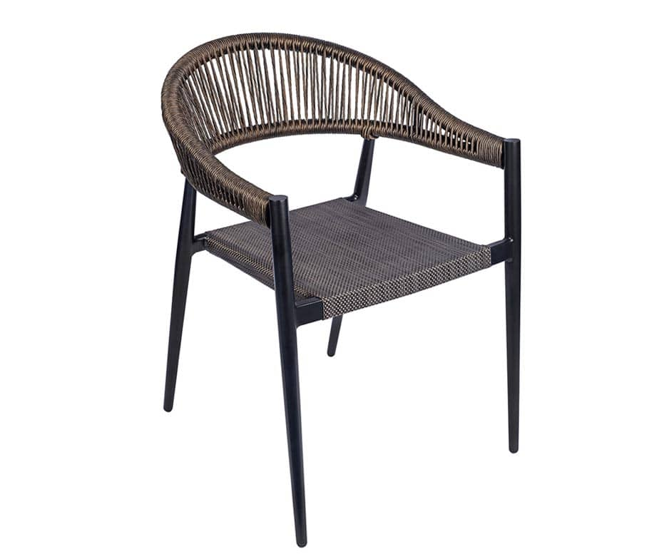 Vienna Stacking Outdoor Armchairs For Bars & Restaurants