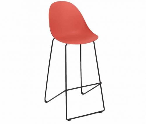 Vivid Highstool Red