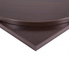 Wenge MFC Commercial Table Tops
