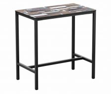 Wilmslow Rectangular Poseur Table