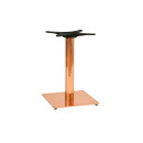Zeta Square Copper Coffee Tables
